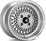 rims for 08 pontiac g5 - 15x7 Enkei ENKEI92 (Silver w/ Machined Lip) Wheels/Rims 4x100 (465-570-4938SP)