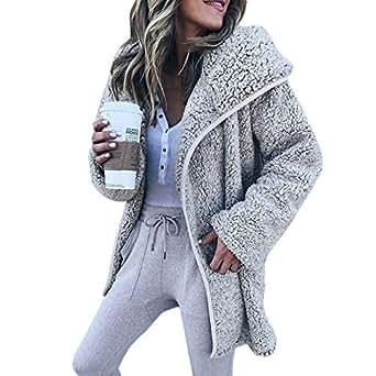 Coat, BeautyVan Women Winter Casual Long Sleeve Hoodies ...