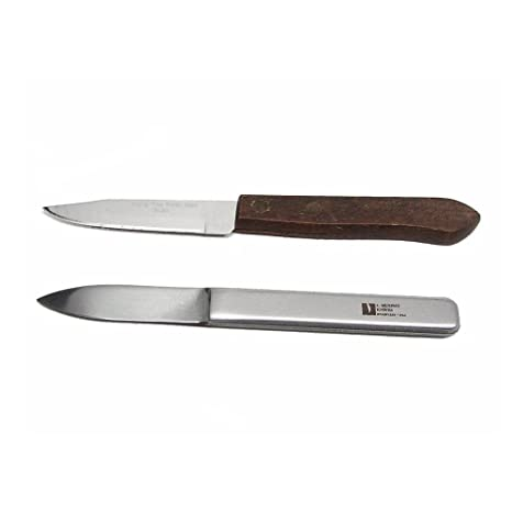 amazon com set of 2 crab knives morty the knife man r murphy