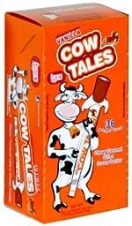 COW Tales Vanilla 1 oz each - 36ct