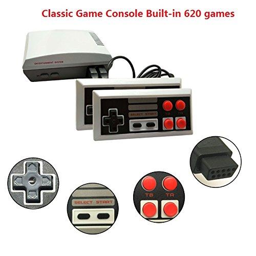 Classic Original Nintendo Game - Retro Mini HDMI Edition - 600 Classic Games