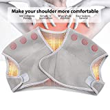 Self-Heating Magnetic Therapy Shoulder Support