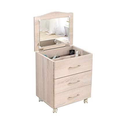 Amazon.com: Bedside table Dressers Integrated Combo Table ...
