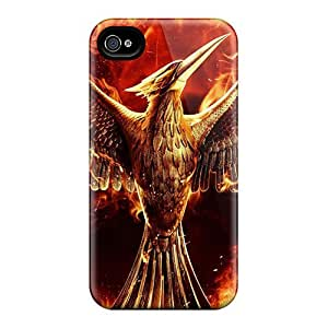Quality SaluteBeatles Case Cover With The Hunger Games Mockingjay Nice Appearance Compatible With ipod touch 5 ipod touch 5/