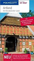 Artland - Buch mit Wanderkarte: Polyglott on tour Reiseführer