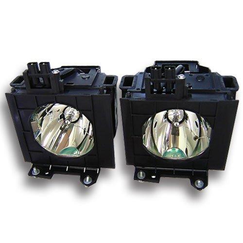 Projector Lamp Panasonic ET-LAD55W PT-D5600 Dual