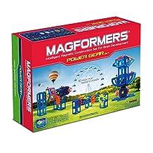 Magformers Power Gear Set 59 piece Hi Tech Line