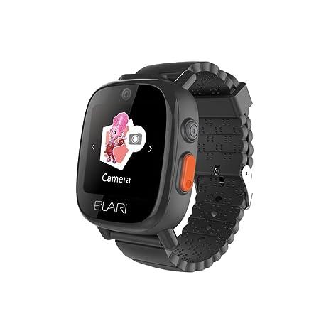 Elari - FixiTime 3 Smartwatch Reloj para Niños con GPS Tracker, Botón SOS, MicroSIM