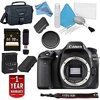 Canon EOS 80D DSLR Camera International Version