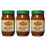 KYVAN Mild Honey Apple Salsa - 3 Pack
