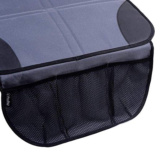 Ohuhu 2-Pack Baby Child Car Auto Carseat Seat Protector Cover Dog Mat Vehicle Cover With Organizer by Ohuhu (Image #6)