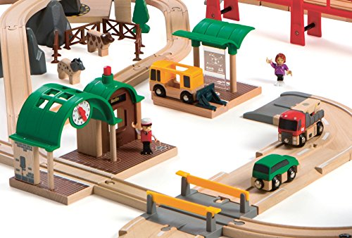 BRIO Railway World Deluxe Set by Brio (Image #3)