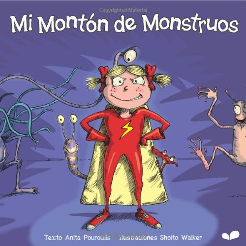 Mi Monton de Monstruos (My Monster Mayhem) (Spanish Edition) -