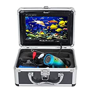7 color lcd hd underwater video camera system for Amazon fish finder