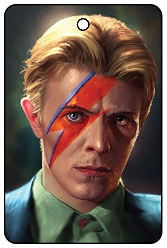 AAF-Great Icons Ambientador De Coche David Bowie Starman