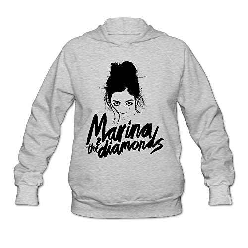 Marina And The Diamonds Women's Hooded Sweatshirt