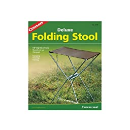 Coghlan\'s Deluxe Folding Camp Stool