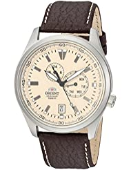 Orient Mens FET0N003Y0 Defender Multi-Eye Function Watch