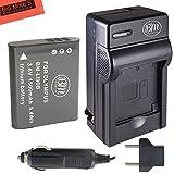 BM Premium LI-92B, LI-90B Battery and Charger Kit for Olympus Tough TG-Tracker, Tough SH-1, SH-2, SP-100, SP-100 IHS, SP-100EE, Tough TG-1 iHS, Tough TG-2 iHS, Tough TG-3, Tough TG-4, SH-50 iHS, SH-60, XZ-2 iHS Digital Camera