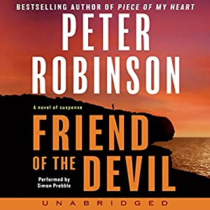 Friend of the Devil Audiobook