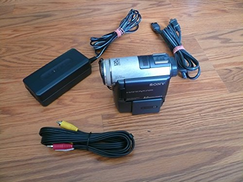 sony DCR-PC350e pal system miniDV cassette recorder for sale  Delivered anywhere in USA