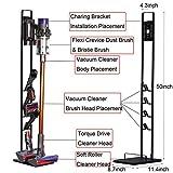 Vacuum Stand for Dyson V11 V10 V8 V7 V6,Stable