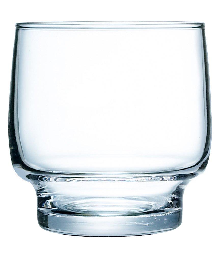 Luminarc Tivoli FB32 Saftglas 320ml, Ohne Füllstrich, 3 Stück Ohne Füllstrich 3 Stück J8881
