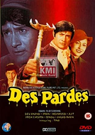 Pardes picture hindi mai video