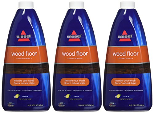 Bissell 17894 Crosswave Formula, Combo 3 Pack Multi-Surface, Wood Floor & Area Rug Formula by Bissell (Image #1)