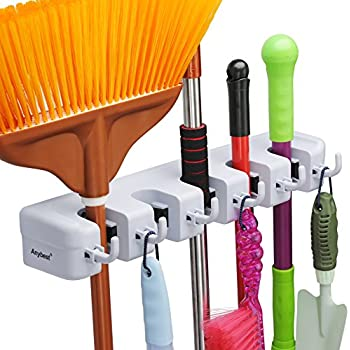 Amazon.com : Four Place Heavy Duty Tool Hanger : Garden