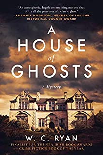 Book Cover: A House of Ghosts: A Gripping Murder Mystery Set in a Haunted House