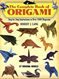 The Complete Book of Origami: Step-by-Step