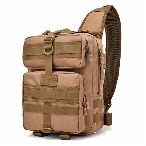 BB Dakota Brusttasche Schulter Messenger Bag Reiten Archer Military Camouflage Große Kapazität Tasche Yellow fvq66fOal