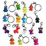 Crayola Munny Zipper Pull Key Chain 5-Pack