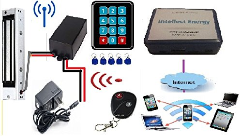 Door Access Control System Controller ABS Case RFID Reader(Single) - 6