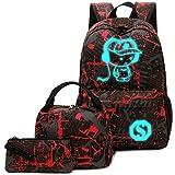 Best Backpacks For Teen Boys - BLUBOON School Backpack for Boys Teens Bookbag Travel Review