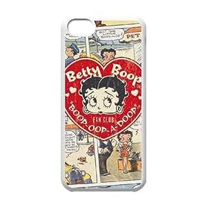 iPhone 5C Phone Case White BETTY BOOP TYTH3761867