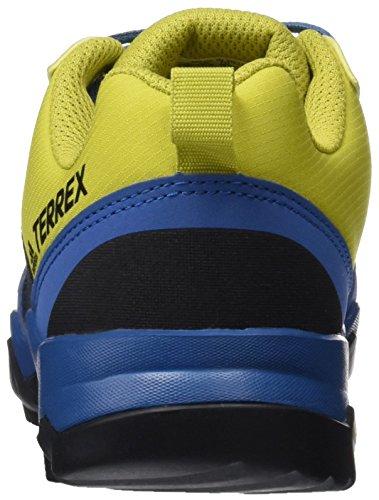 Adidas Terrex Ax2R K, Scarpe da Escursionismo Unisex – Bambini, Blu (Azubas/Negbas/Limuni), 36 EU