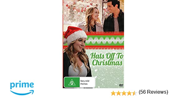 hats off to christmas dvd