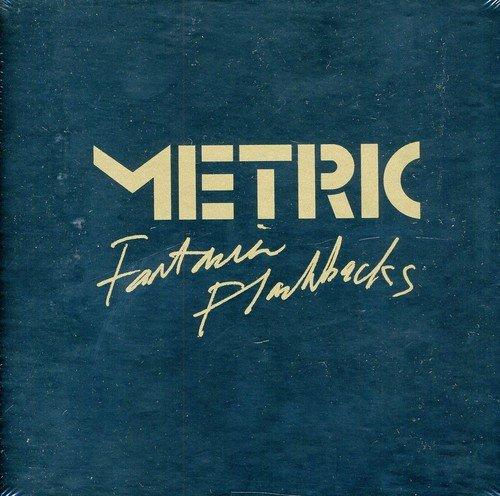 Metric - Fantasies Flashbacks - Zortam Music