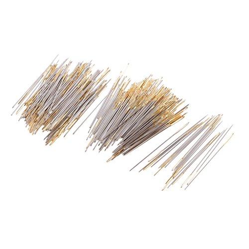 Fityle ニードル クロスステッチ 手刺繍針 サイズ24/26/28 実用的 約220ピース