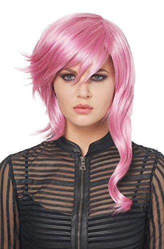 n's Fantasy Girl Wig, Lavender ()