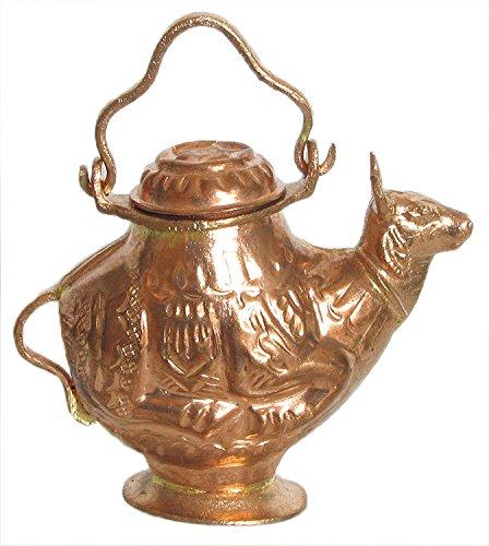 Gaumukh Kamandalu for Holy Water - Copper
