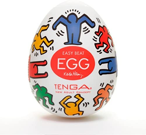 Tenga - Egg Dance, Special Edition by Keith Haring