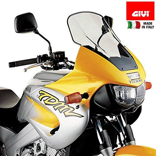 - Givi D116SG Spoiler Windshield Tinted