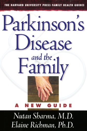 Parkinson's Disease and the Family: A New Guide