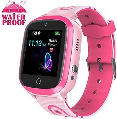 Amazon.com: MeritSoar Kids Smart Watch Phone with GPS ...