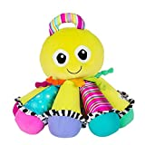 Best Lamaze Baby Gifts 1 Year Olds - Lamaze Yellow Octotunes Octopus Developmental Musical Plush Ba Review
