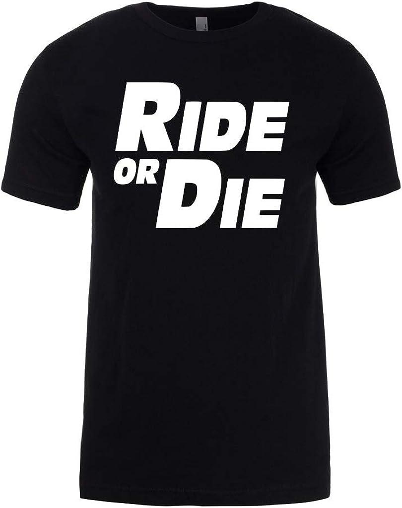 Shirt Ride or Die Paul Walker T