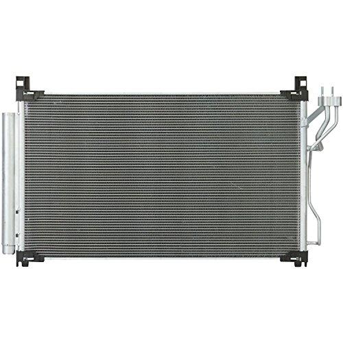 Hyundai Condenser A/c (AC A/C CONDENSER FOR HYUNDAI FITS SONATA 2.4 L4 4445)